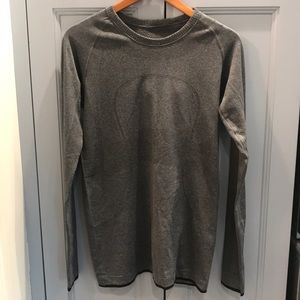 NEW Lululemon Long Sleeve Swifty Top—Excl. Cond-8